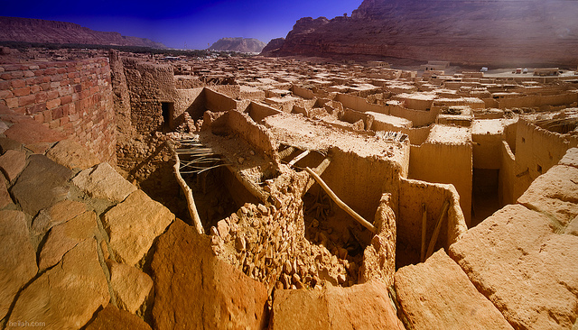 Al Ula Saudi Arabia  city pictures gallery : The Al Ula in Saudi Arabia is located somewhere between Al Madinah and ...